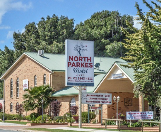 Parkes Motel